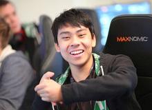Thần đồng 17 tuổi gốc Việt chính thức trở thành game thủ DOTA 2 xuất sắc nhất thế giới