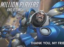 Trên thế giới cứ 250 người lại có 1 người chơi Overwatch, thế mới biết game này đông đến thế nào