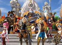 Heroes of Skyrealm - Siêu game ARPG tuyệt đẹp kết duyên Clash of Clans