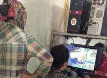 Con cái bỏ học ra quán net chơi game: lỗi do bố mẹ hay ông chủ quán?