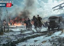 [E3 2017] Battlefield 1 tung chiêu, lộ diện màn chơi vào vai chiến binh nước Nga