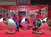 Fan truyện tranh có thể trải nghiệm Thực Tế Ảo tới thăm bảo tàng Shonen Jump trong cuối tuần này tại Hà Nội