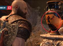 Những bằng chứng cho thấy Kratos trong God of War 4 chính là Kratos tưởng đã chết trong phần 3 chứ không phải vũ trụ khác