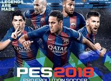 PES 2018 công bố cấu hình bản PC: Tựa game bóng đá nặng nhất trong lịch sử