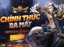 Tặng 500 Giftcode Thần Tiên Kiếp nhân dịp phát hành tại Việt Nam