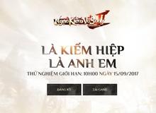 Game Client Ngạo Kiếm Vô Song 2 chính thức cho download bản cài tại Việt Nam