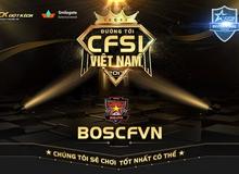 [Infographic] BossCFVN - Lá cờ đầu của Đột Kích Việt Nam tại CFSI 2017