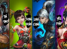 Game hot Cửu Thiên Phong Thần chính thức cập bến Việt Nam
