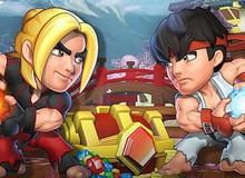 """Tải ngay Puzzle Fighter - Game """"xếp hình chưởng"""" vừa được Capcom ra mắt toàn cầu"""