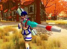 Trước ngày ra mắt Early Access trên Steam, game thuần Việt Battle Splash nhiều lời khen ngợi từ bạn bè thế giới