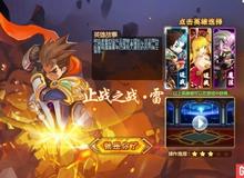 Anh Hùng Chi Cảnh - Webgame chặt chém màn hình ngang cực dễ thương