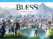 Siêu phẩm Bless Online đã xuất hiện lại trang chủ tiếng Anh, sắp ra mắt game thủ