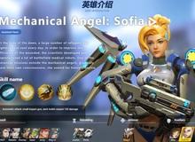 Cận cảnh game nhái Overwatch giống đến từng sợi lông của Trung Quốc