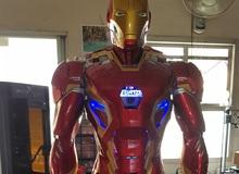 Đây không phải mô hình Iron Man bình thường đâu, trong đó là cả một bộ máy tính siêu khủng đấy!