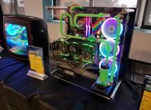 Bỏng mắt những cỗ máy tính chiến game đẹp nhất Việt Nam tại sự kiện The Beauty of X Power