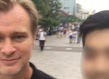 Christopher Nolan - đạo diễn của The Dark Knight bất ngờ xuất hiện tại Việt Nam