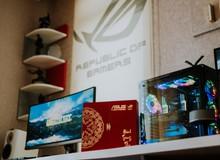 Chùm ảnh bánh Trung Thu bên cạnh case chơi game của 1 game thủ Việt: Quá đẹp và chất