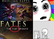 Cộng đồng DOTA 2 cả thế giới 'phát khóc' khi trò chơi dần biến thành… LOL