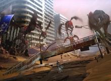 Shin Megami Tensei V chính thức lộ diện, Tokyo đổ nát và tràn ngập quái vật