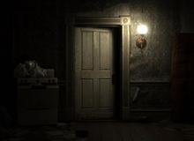 Nhân lễ Halloween sắp đến, trà dư tửu hậu tản mạn chuyện... cái cánh cửa trong game kinh dị
