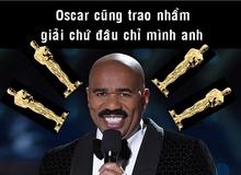 Giải Oscar 2017 cũng trao nhầm giải phim xuất sắc nhất giống Hoa Hậu Hoàn Vũ