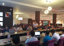 """Toàn cảnh buổi """"gặp mặt đầu xuân"""" của game thủ Tam Quốc Truyền Kỳ tại Tp. Hồ Chí Minh"""