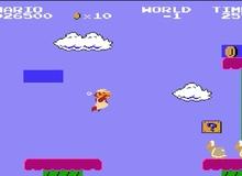 9 sự thực thú vị mà bạn chưa chắc đã biết về huyền thoại Mario