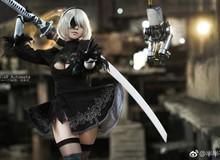 Xuýt xoa với chùm ảnh cosplay tuyệt đẹp về cô nàng 2B trong Nier: Automata