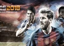 Hé lộ những thông tin đầu tiên về PES 18, FIFA sẽ phải gục ngã?