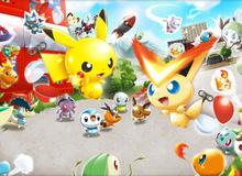 """PokeLand - Game hành động RPG """"chính chủ"""" cho Pokemon chiến đấu cực độc"""