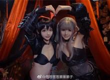 Series cosplay Thiên Dụ tuyệt đẹp và gợi cảm dành cho fan hâm mộ