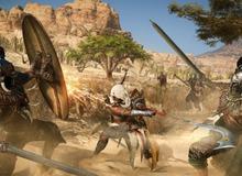 Với hàng nghìn nhân vật, Assassin's Creed: Origins sẽ là tựa game đồ sộ nhất mà Ubisoft từng sản xuất