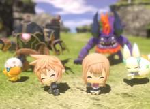 World of Final Fantasy - RPG dễ thương nhất của Square Enix chính thức cập bến PC