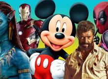 Disney mua lại 20th Century Fox, các fan chuẩn bị chờ đón X-Men và Fantastic Four... Homecoming