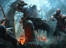 Có khi nào game thủ sẽ được chơi God of War 4 ngay trong năm 2017 này?