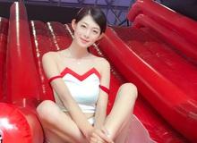 Tuyển tập chùm ảnh các showgirl xinh đẹp nhất ngày đầu ChinaJoy 2017