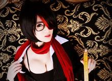 Cùng ngắm cosplay Fiora - Nữ giáo viên nóng bỏng nhất trong Liên Minh Huyền Thoại