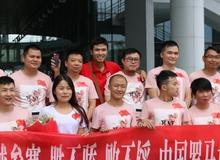 AoE Việt Trung 2017: ShenLong và đoàn Trung Quốc đã đặt chân xuống Hà Nội, sẵn sàng quyết đấu với Chim Sẻ Đi Nắng