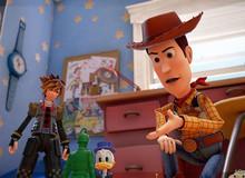 """Kingdom Hearts 3 gây sốt với trailer """"Toy Story"""", bạn đã sẵn sàng trở lại tuổi thơ?"""