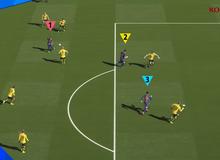 Game thủ đã có thể tải và chơi thử miễn phí PES 2018
