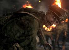 Call of Duty: WW II tung trailer Zombie - Ám ảnh và ghê rợn như game kinh dị