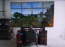 Minecraft trở thành tựa game đầu tiên trên thế giới được chạy ở độ phân giải 16K