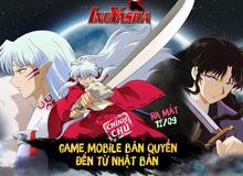 Game hot InuYasha Mobile chính thức phát hành tại Việt Nam ngày 12/09