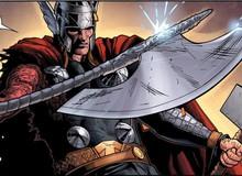 Mất búa thần Mjolnir thì từ nay Thor sẽ sử dụng vũ khí gì để chiến đấu?