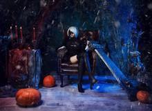 Nóng mắt với series ảnh cosplay về 2B - Nữ nhân vật game nóng bỏng nhất thế giới