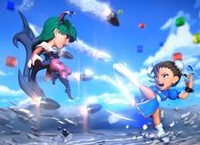 Capcom bất ngờ hồi sinh siêu phẩm một thời Puzzle Fighter lên Mobile