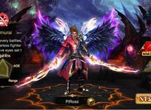 """Dragon Samurai - MMORPG hành động """"chặt chém"""" tuyệt đẹp đã ra mắt toàn cầu"""