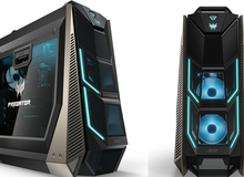 Acer ra mắt máy tính chơi game cấu hình khủng, chip Intel Core i9-7980XE 18 lõi, 4 card màn hình AMD Radeon Vega