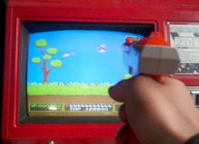 Khẩu súng nhựa mà bất kỳ game thủ 9x nào trở về trước cũng bồi hồi khi thấy nó