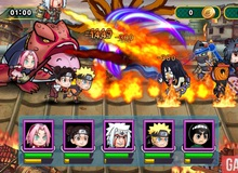 Soi Học Viện Ninja - Game Naruto mới ra mắt game thủ Việt